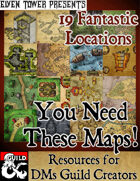 You need these Maps ! - Stock Pack
