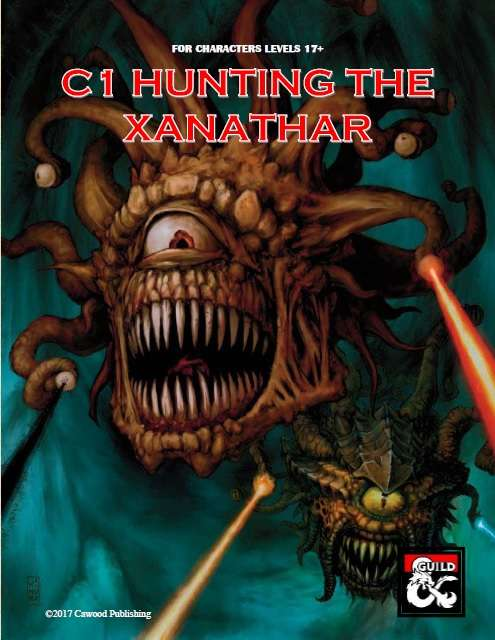 c1 hunting the xanathar filetype pdf