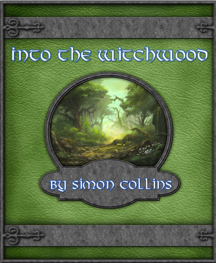 Cover of Into the Witchwood