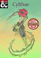 Cylthae - Humanoid Plant Race