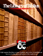 The Library of Biblius