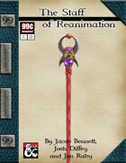 99 Cent Adventure - Amazing Artifacts - The Staff of Reanimation