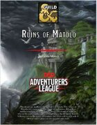 Ruins of Matolo : Discovery