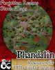 Phandalin - Forgotten Realms Stock Maps