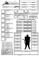 GremLords Characteer Sheet