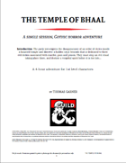 The Temple of Bhaal