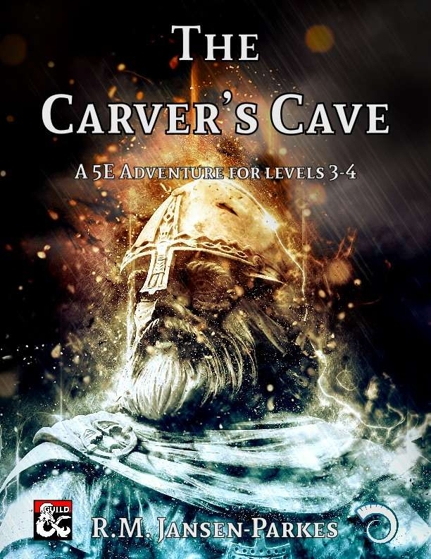 Cover of The Carver's Cave