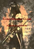 Chain-Dancer class & slave background.