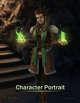 Rowan the Human Druid