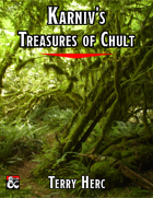 Karniv's Treasures of Chult - 50 New Magical Items
