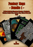 Fantasy Maps (Bundle 1)