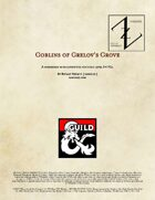Goblins of Grelov's Grove