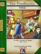 99 Cent Adventures - The Everflowing Well - Addon Adventures