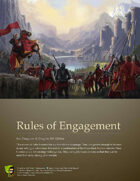 Rules of Engagement (Homebrew Rules for Mass Combat) 5e