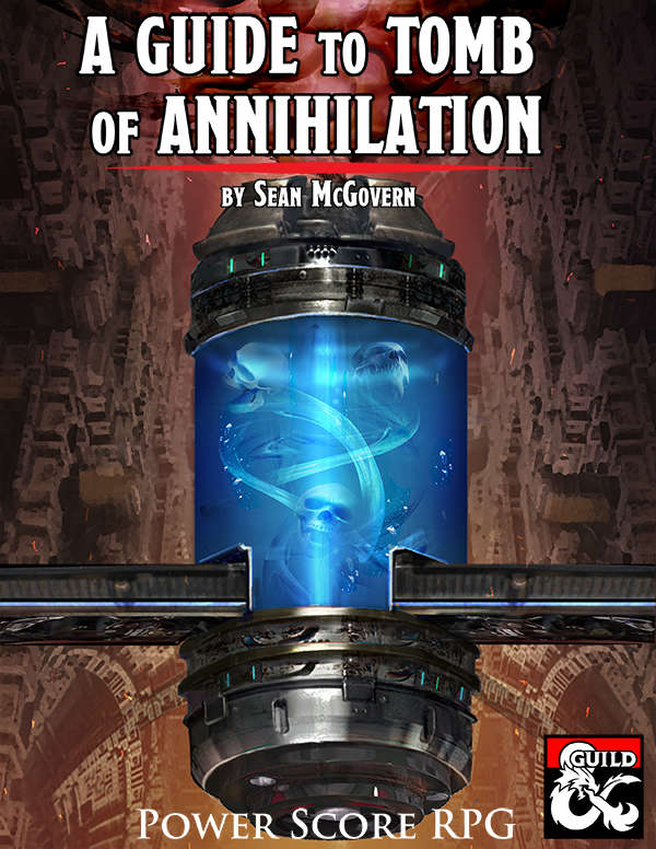 A Guide to Tomb of Annihilation