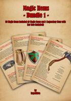 Magic Items (Bundle 1)