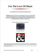 LKGMD-01: For The Love Of Music