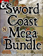 Sword Coast Mega Bundle