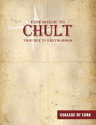 Expedition to Chult: Trouble in Greyharbor