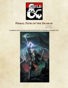 Primal Path of the Shaman
