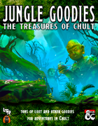 Jungle Goodies Cover