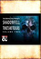 Shadowfell trinkets vol 2