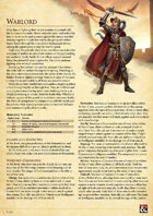 Warlord Fighter Archetype for 5th edition D&D