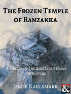 The Frozen Temple of Ranzakka