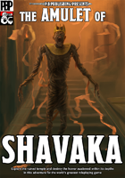 The Amulet of Shavaka