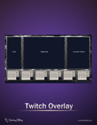 Twitch Overlay - Mountain Fortress