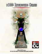100 Interesting Curses