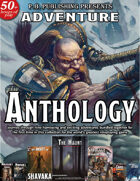 Adventure Anthology I of P.B. Publishing