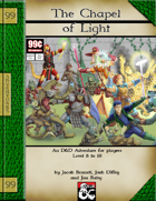 99 Cent Adventures - The Chapel of Light - Addon Adventure