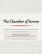 The Chamber of Sorrow