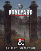 Cover of The Boneyard