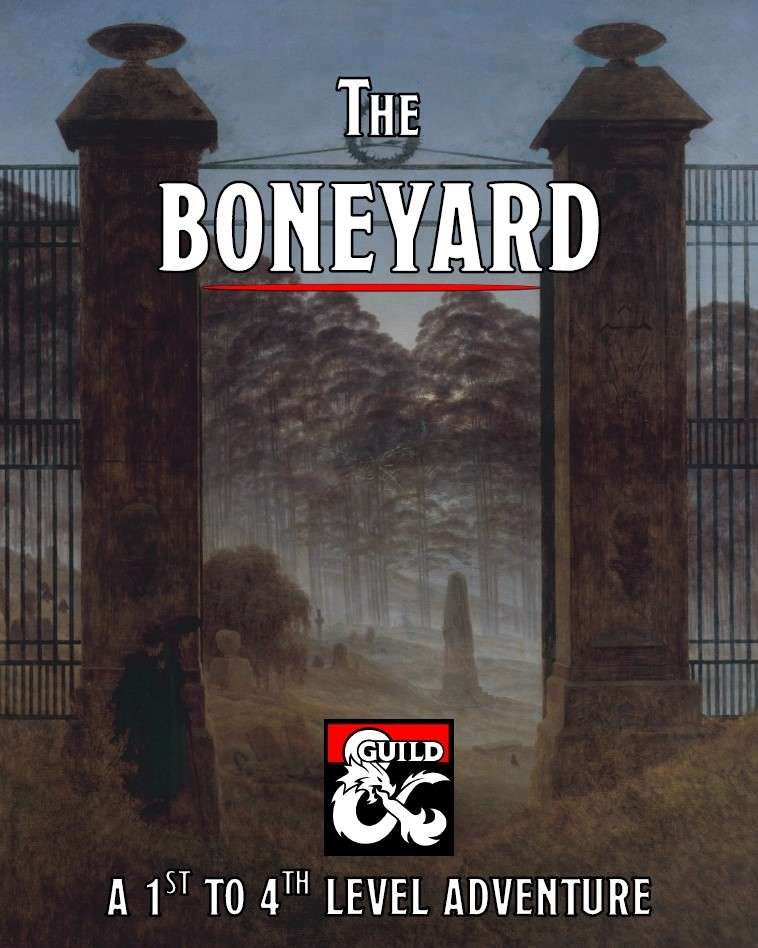 The Boneyard ad