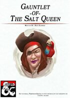 Gauntlet of The Salt Queen