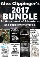 Alex Clippinger's 2017 Bundle