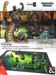 Ras Nsi Paper Miniature & Jungle Battle Map