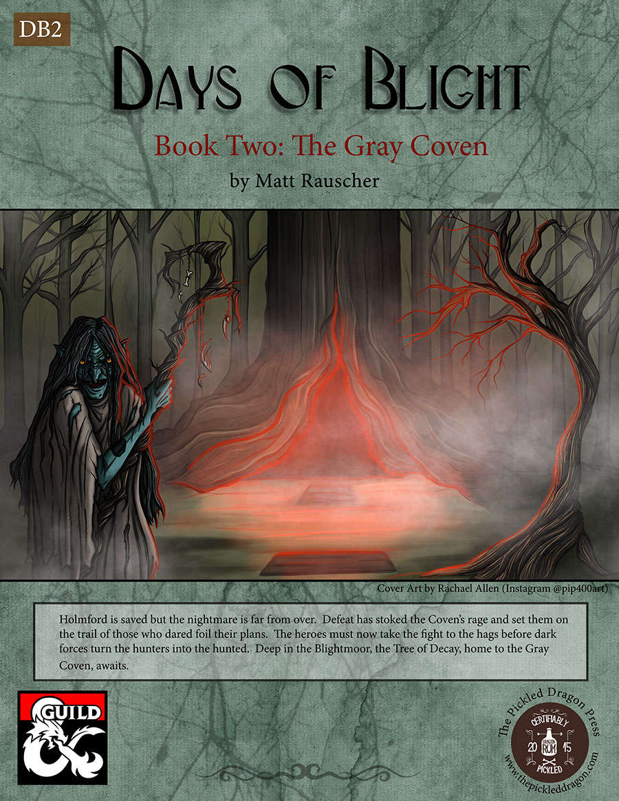 Days of Blight