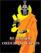 Realms of Order and Chaos: Inevitables, Slaad, and other Creatures of Mechanus and Limbo