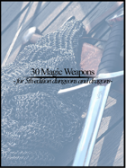 30 Magic Weapons