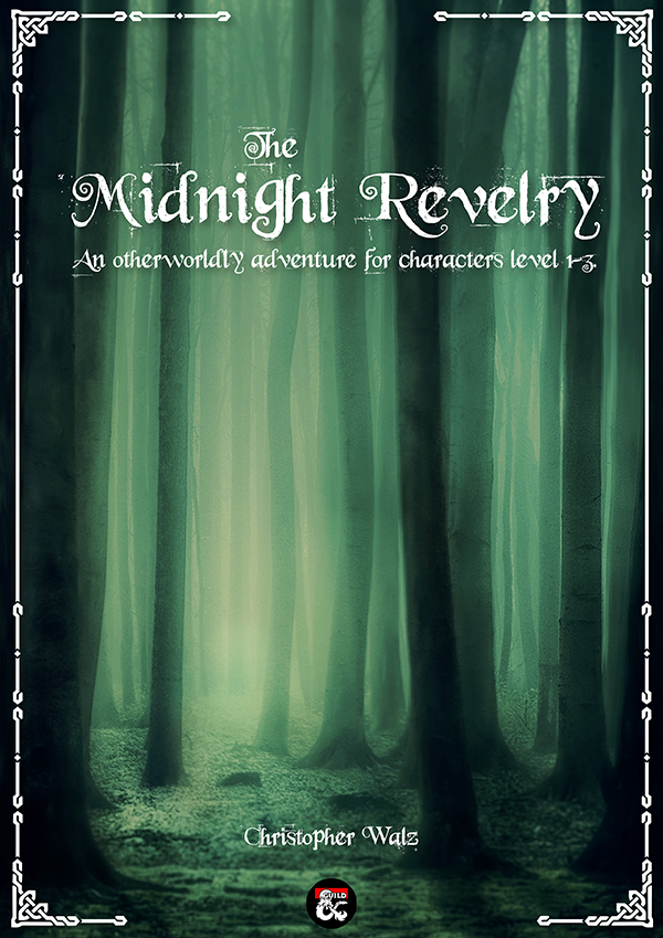 Cover of The Midnight Revelry