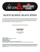 CCC-ODFC01-02 Black Blades, Black Wings