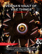 Vecna's Vault of Vile Things