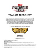 CCC-GHC-05 - Trail Of Treachery
