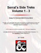 Serral's Side Treks Volume 1 - 3 Omnibus