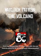 {B5} The Volcano - 5e Warlock Patron