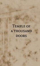 Thousand Doors Temple