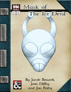 99 Cent Adventures - Amazing Artifact - Mask of the Ice Devil